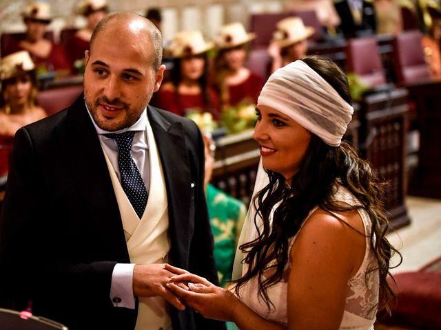 La boda de Alejandro y Mar en Bollullos De La Mitacion, Sevilla 2