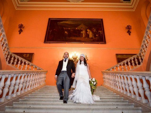 La boda de Mar y Alejandro