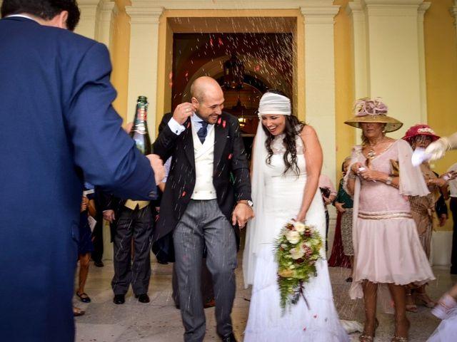 La boda de Alejandro y Mar en Bollullos De La Mitacion, Sevilla 62