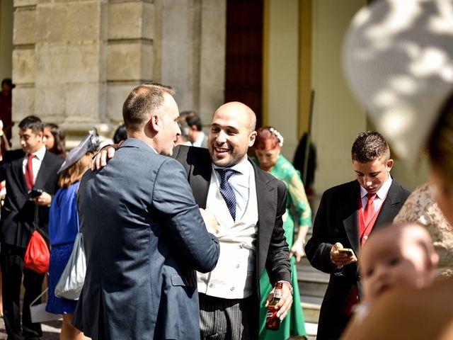 La boda de Alejandro y Mar en Bollullos De La Mitacion, Sevilla 65