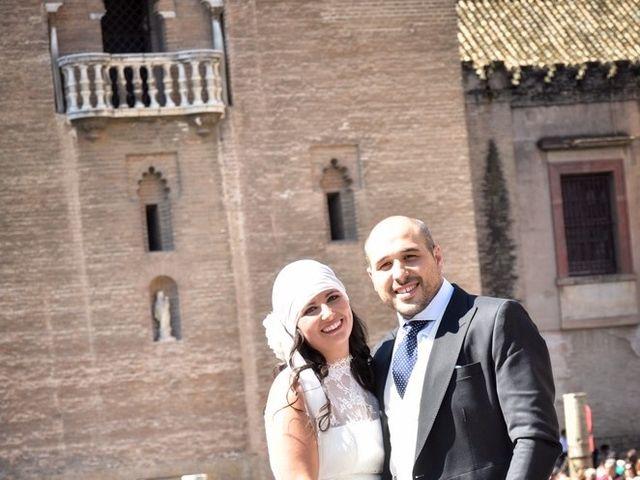 La boda de Alejandro y Mar en Bollullos De La Mitacion, Sevilla 67
