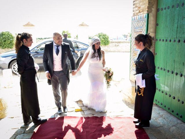 La boda de Alejandro y Mar en Bollullos De La Mitacion, Sevilla 70