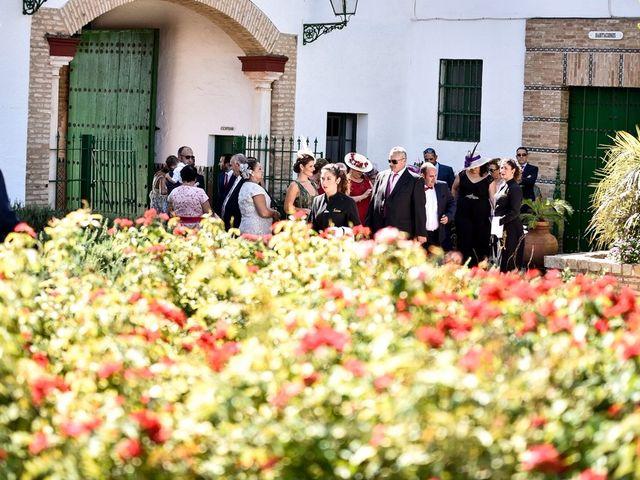 La boda de Alejandro y Mar en Bollullos De La Mitacion, Sevilla 71