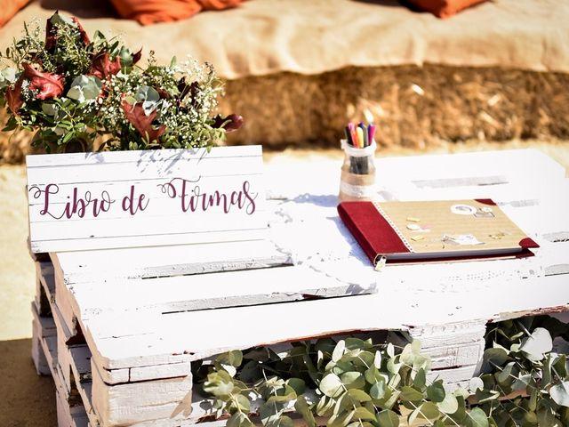 La boda de Alejandro y Mar en Bollullos De La Mitacion, Sevilla 72