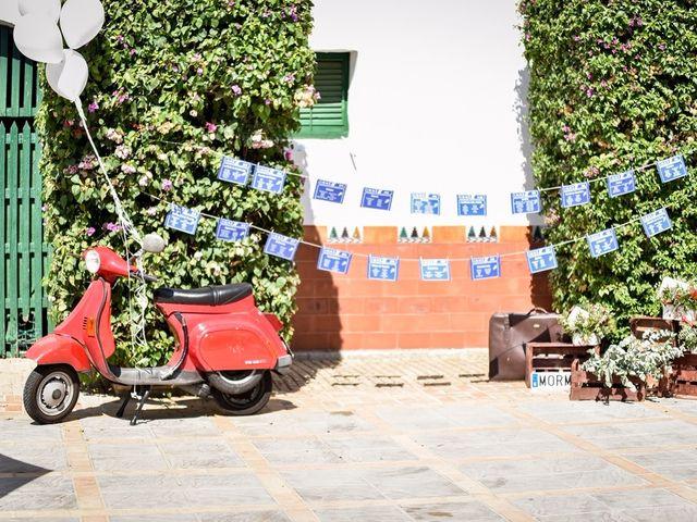 La boda de Alejandro y Mar en Bollullos De La Mitacion, Sevilla 73