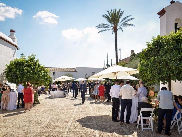 La boda de Alejandro y Mar en Bollullos De La Mitacion, Sevilla 75