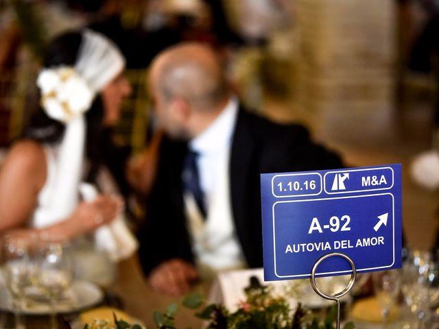 La boda de Alejandro y Mar en Bollullos De La Mitacion, Sevilla 81