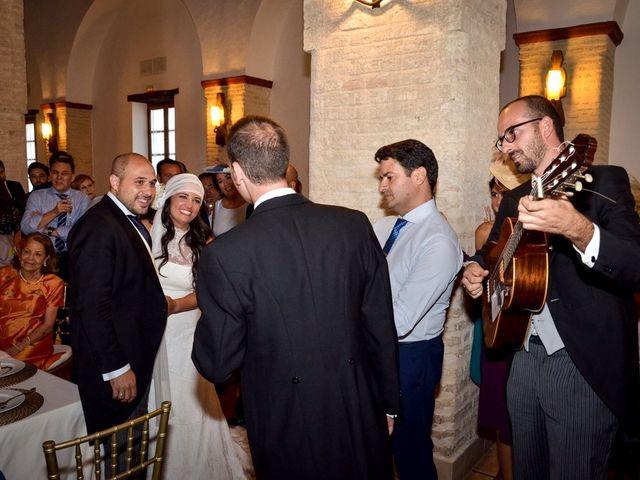 La boda de Alejandro y Mar en Bollullos De La Mitacion, Sevilla 86