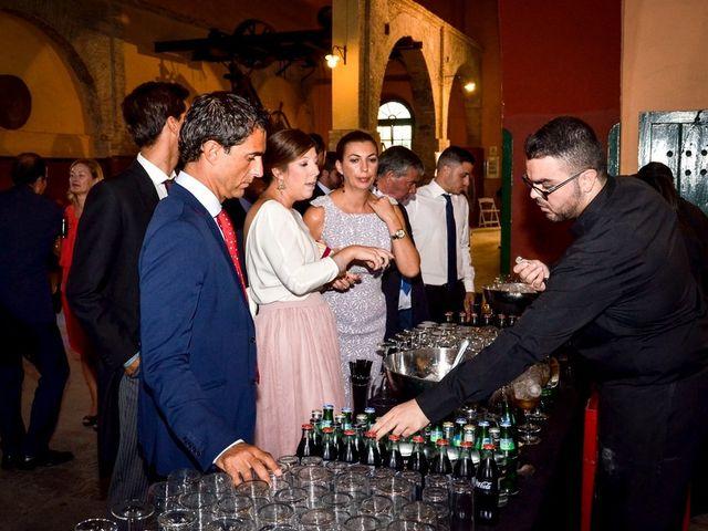 La boda de Alejandro y Mar en Bollullos De La Mitacion, Sevilla 89