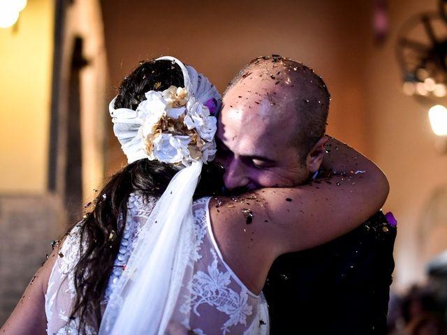 La boda de Alejandro y Mar en Bollullos De La Mitacion, Sevilla 93
