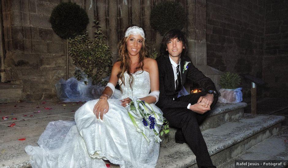 La boda de Lluc y Marina en Montsonis, Lleida