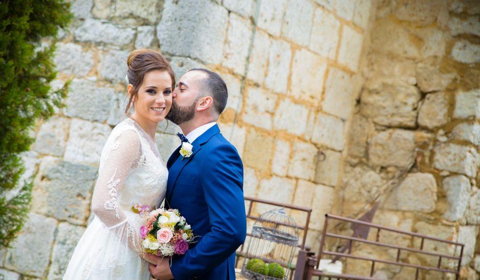 La boda de David y Patricia en Villanubla, Valladolid