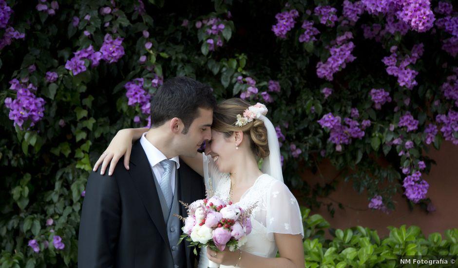 La boda de Borja y Julia en Sant Cugat Del Valles, Barcelona