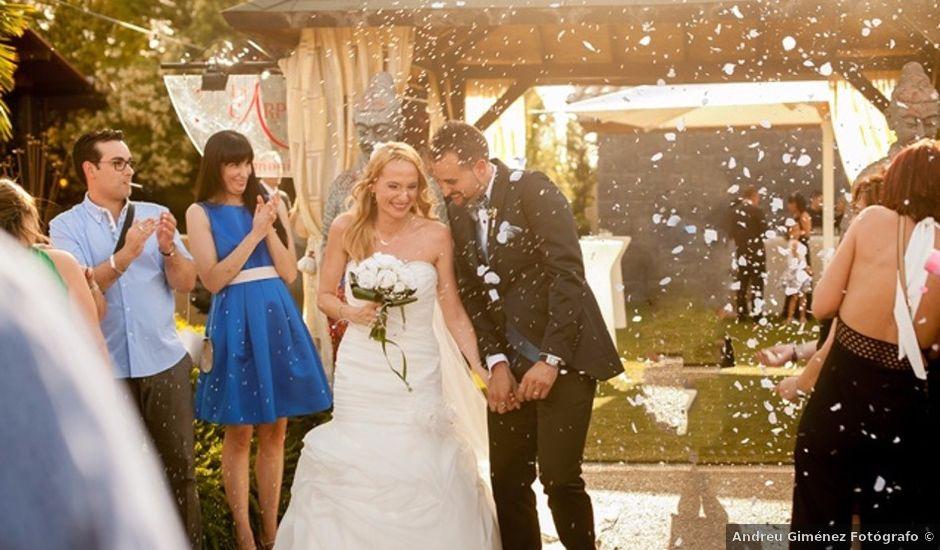 La boda de Ivan y Montse en Les Borges Blanques, Lleida