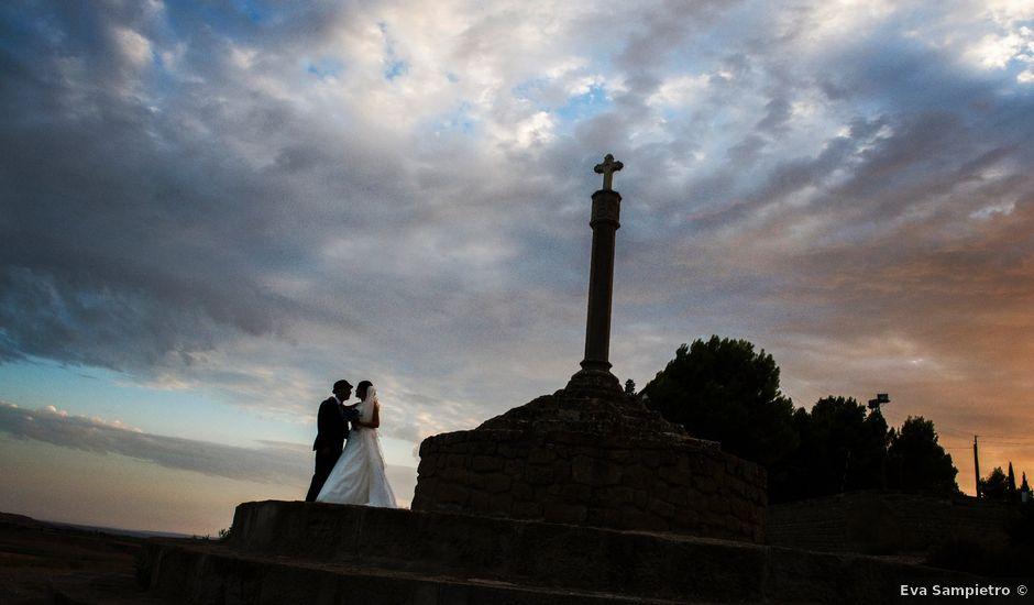La boda de Toni y Ana en Monzon, Huesca