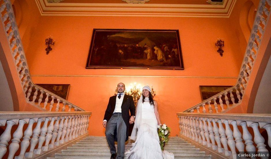 La boda de Alejandro y Mar en Bollullos De La Mitacion, Sevilla