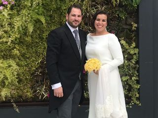 La boda de Fátima y José Ángel