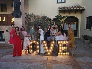 La boda de Paula  y Antonio 2