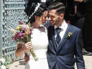 La boda de Paula  y Antonio
