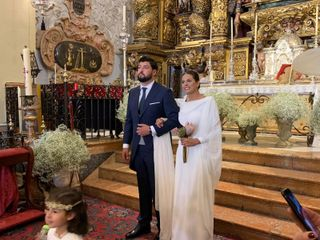 La boda de Sebastián  y Lucía