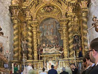 La boda de Sebastián  y Lucía 3