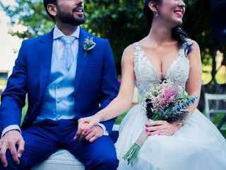 La boda de Almudena y Alejandro 2