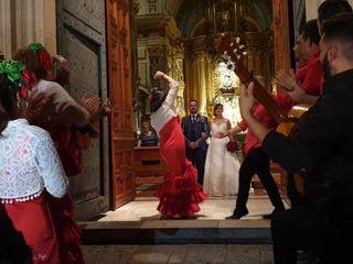 La boda de Cristina  y Fulgencio  2