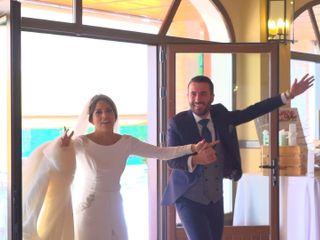 La boda de Marta y Juli 2