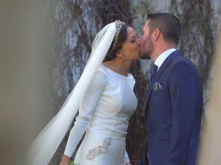 La boda de Marta y Juli