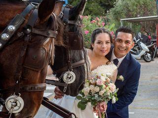 La boda de Jorge y Karina