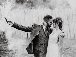 La boda de Damaris y German