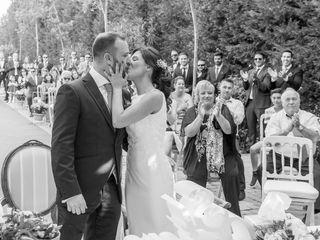 La boda de Amanda y Isma