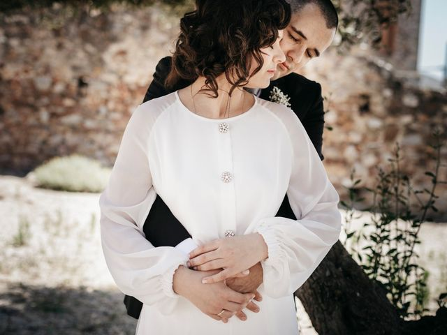 La boda de Nuria y Mario