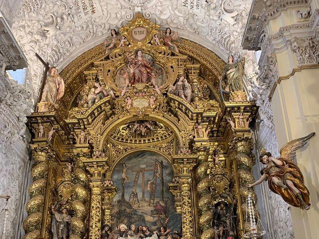La boda de Lucía y Sebastián  en Sevilla, Sevilla 3