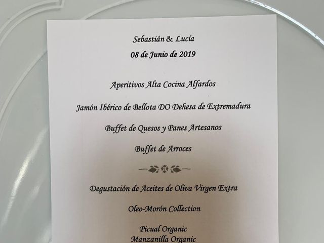 La boda de Lucía y Sebastián  en Sevilla, Sevilla 5