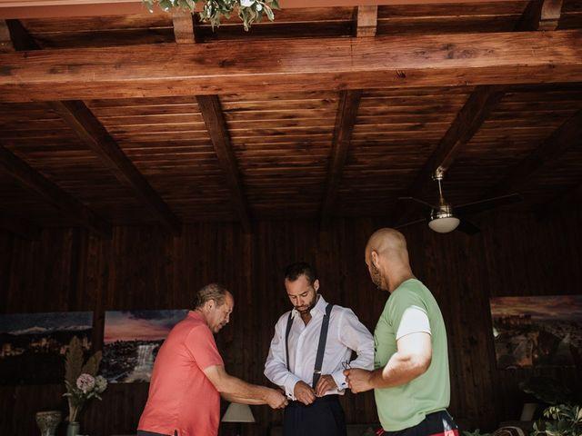La boda de Nacho y Ana en Granada, Granada 2