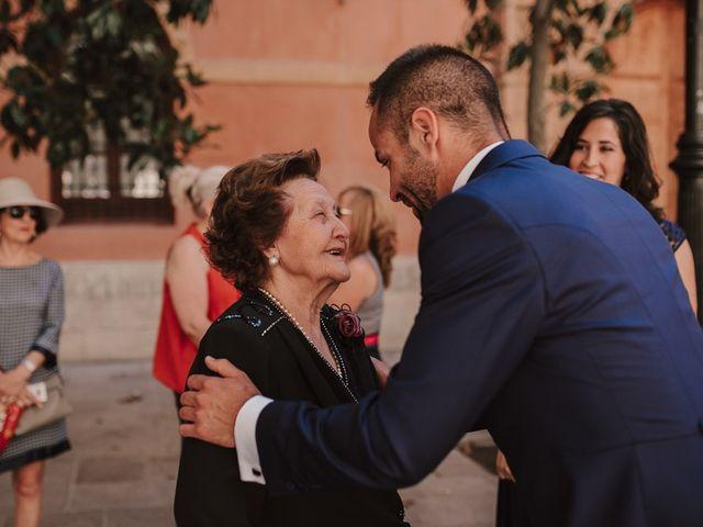 La boda de Nacho y Ana en Granada, Granada 20
