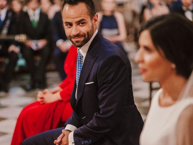 La boda de Nacho y Ana en Granada, Granada 23