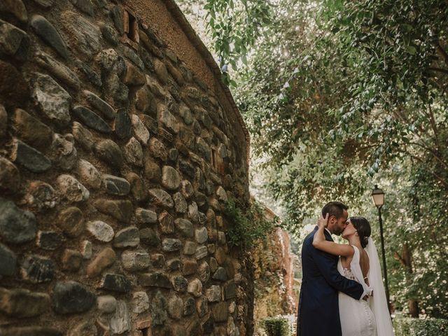 La boda de Nacho y Ana en Granada, Granada 29