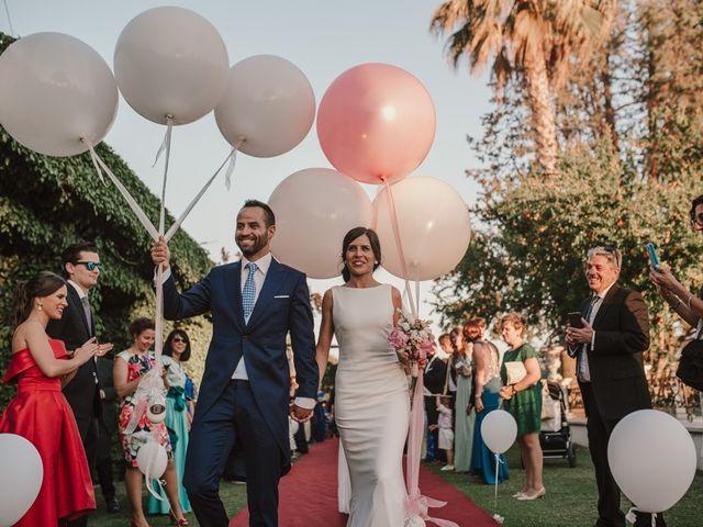 La boda de Nacho y Ana en Granada, Granada 34