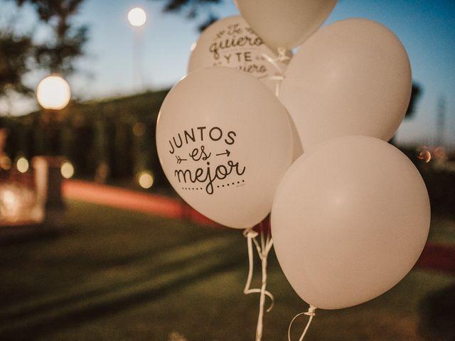 La boda de Nacho y Ana en Granada, Granada 37