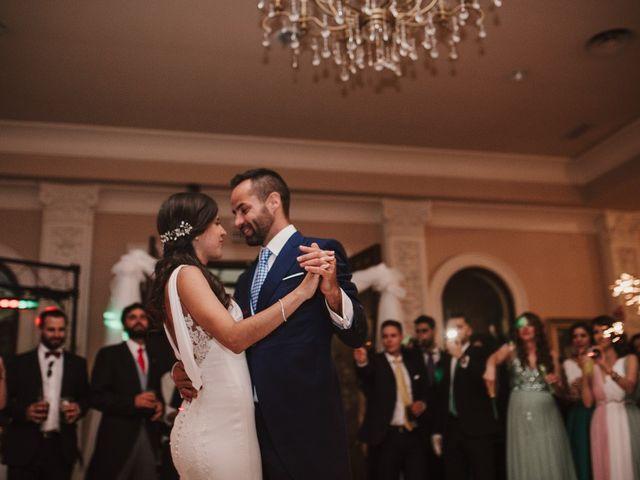 La boda de Nacho y Ana en Granada, Granada 38