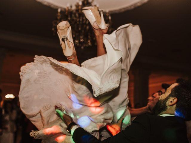 La boda de Nacho y Ana en Granada, Granada 40