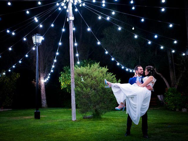 La boda de Almudena y Alejandro