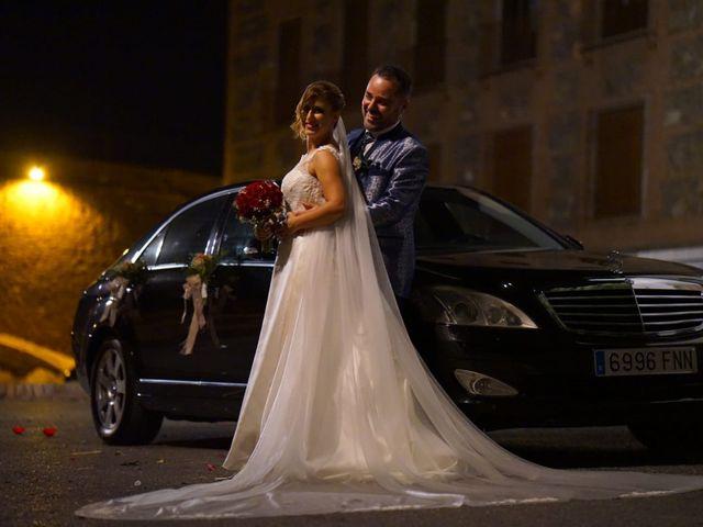 La boda de Cristina  y Fulgencio