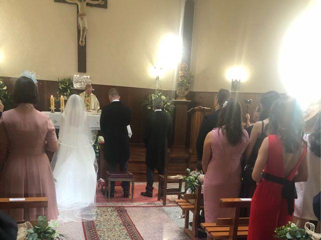 La boda de Alberto y Sarai en Bentraces, Orense 6