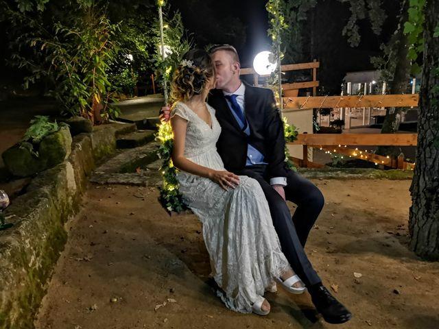 La boda de Alberto y Sarai en Bentraces, Orense 13