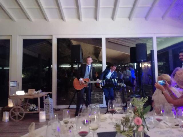 La boda de Alberto y Sarai en Bentraces, Orense 28