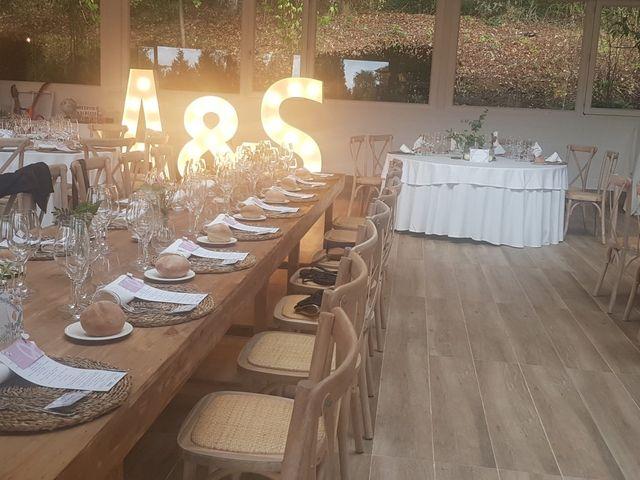 La boda de Alberto y Sarai en Bentraces, Orense 29