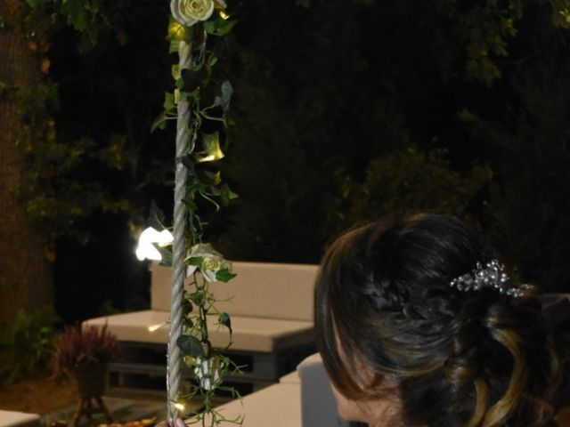 La boda de Alberto y Sarai en Bentraces, Orense 22